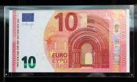 Euro, da domani arriva la nuova banconota da dieci euro. Eccola