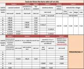 Lavoro Domestico, Ecco i nuovi stipendi minimi dal 1° gennaio 2019